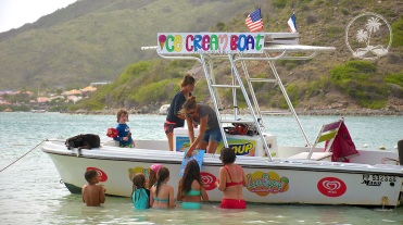 The Ice Cream Boat. What a time to be alive.