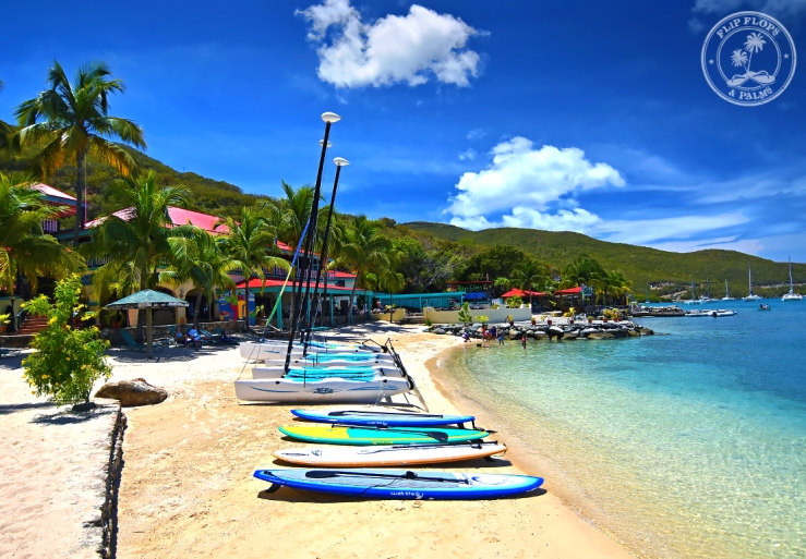 Leverick Bay, Virgin Gorda,, BVI