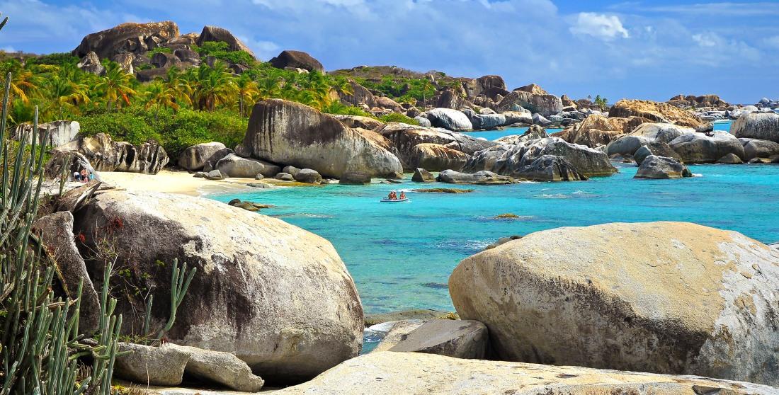 Little Trunk Bay, Virgin Gorda, British Virgin Islands