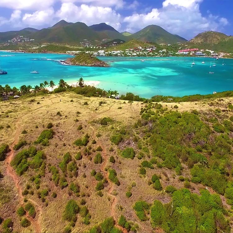 Pinel Island, St. Martin