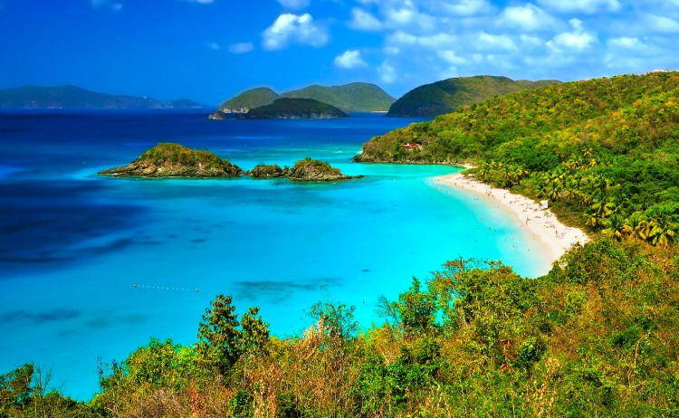 Trunk Bay, St. John, USVI