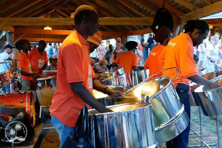 Digicel Halcyon Steel Orchestra, Shirley Heights