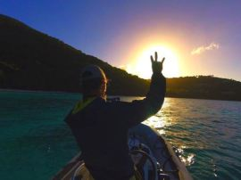 Help Captain Patrick help the USVI and BVI
