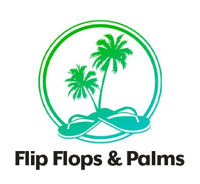 Flip Flops & Palms